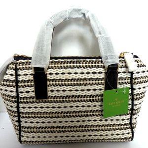 KATE SPADE Kingston Alena Satchel Shoulder Bag NEW